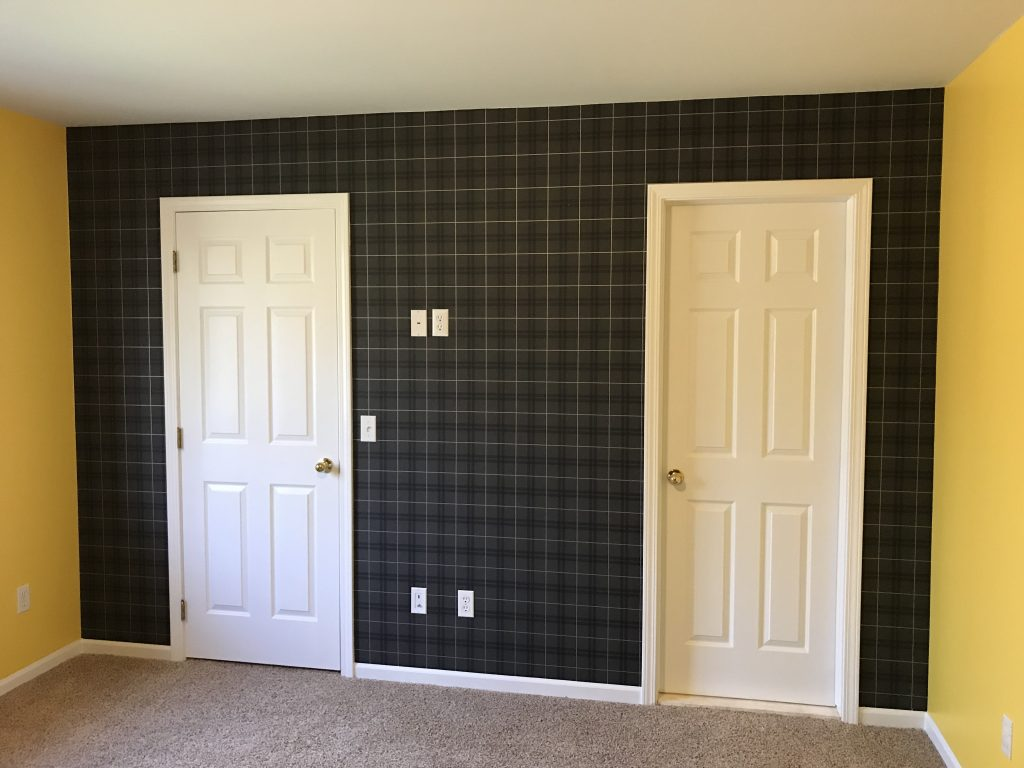 Wallpaper Installation & Removal in Ann Arbor